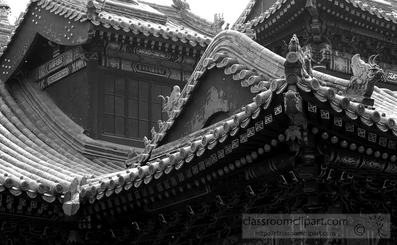 rooftop-yonghegong-temple-of-heaven-palace-peace-harmony-black-white-photo-607A.jpg