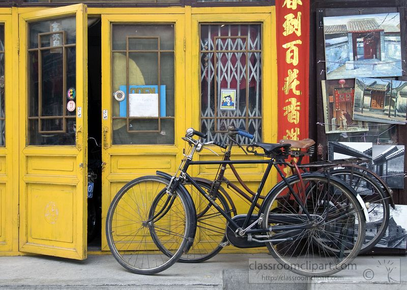 bicycle-outside-old-yellow-building-in-the-hutongs-china-photo-image-2313.jpg