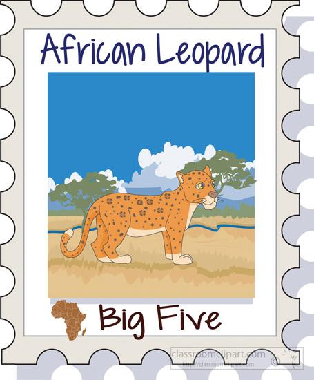 africa-big-five-animal-leopard-clipart-image-2.jpg