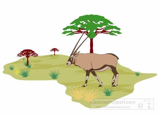 gemsbok-antelope-in-african-land-africa-clipart.jpg