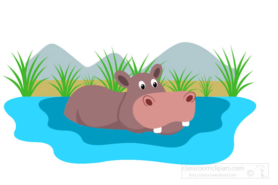hippopotamus-in-african-lake-clipart.jpg