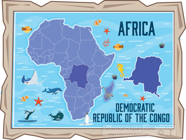 map-of-democrated-republic-of-the-congo-with-ocean-animals-africa-continent-clipart.jpg
