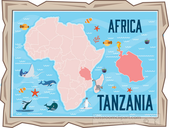 map-of-tanzania-with-ocean-animals-africa-continent-clipart-1119.jpg