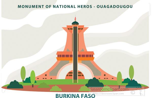 monument-of-national-heros-ouagadougou-burkina-faso-africa-clipart-2.jpg