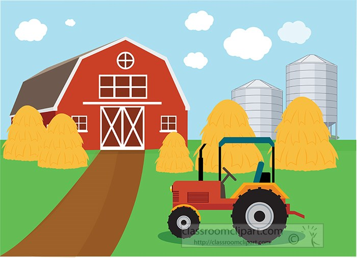 farm-with-red-barn-tractor-silo-piles-of-hay-clipart.jpg