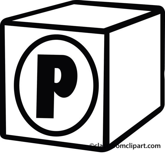 P_alphabet_block_black_white.jpg