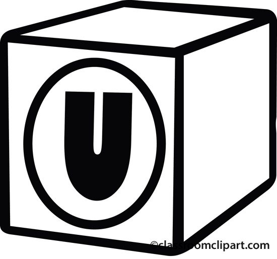 U_alphabet_block_black_white.jpg