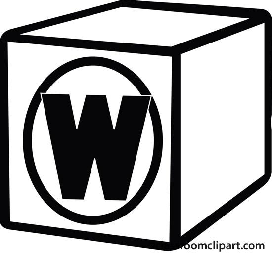 W_alphabet_block_black_white.jpg