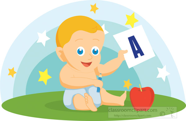 baby-holding-letter-of-alphabet-A-flat-design-vector-clipart.jpg