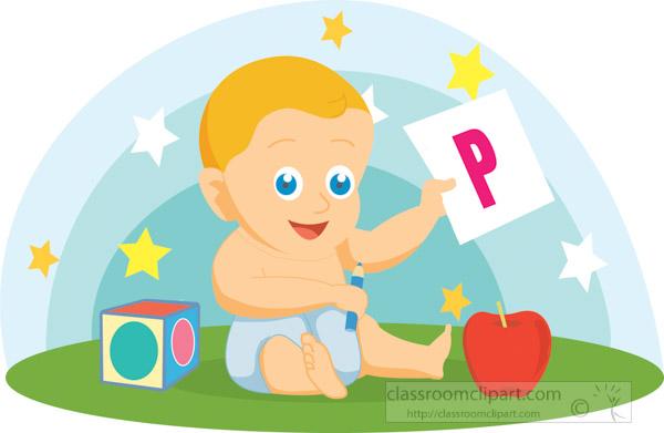 baby-holding-letter-of-alphabet-P-flat-design-vector-clipart.jpg