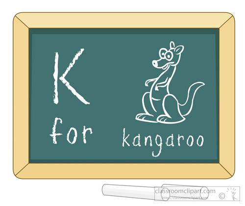 letter_alphabet_chalkboard_k_kangaroo_11_clipart.jpg