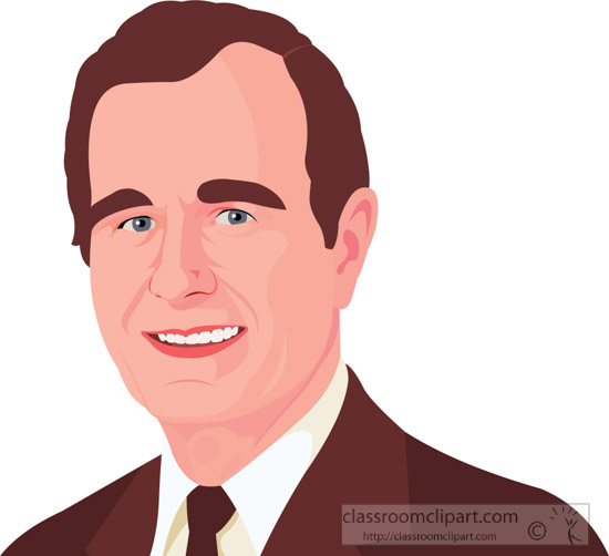 george-h-bush-american-presidents-41-clipart.jpg