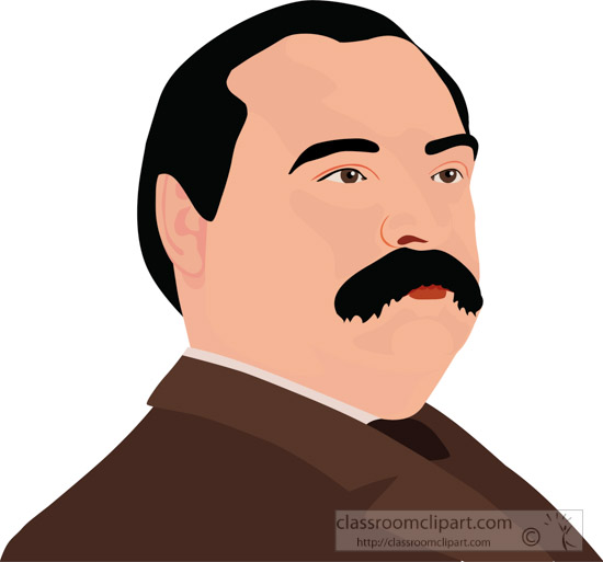 grover-cleveland-american-presidents-22-clipart.jpg