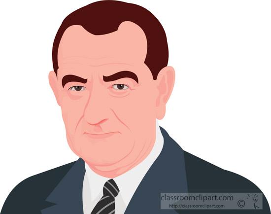 lyndon-johnson-american-presidents-36-clipart.jpg