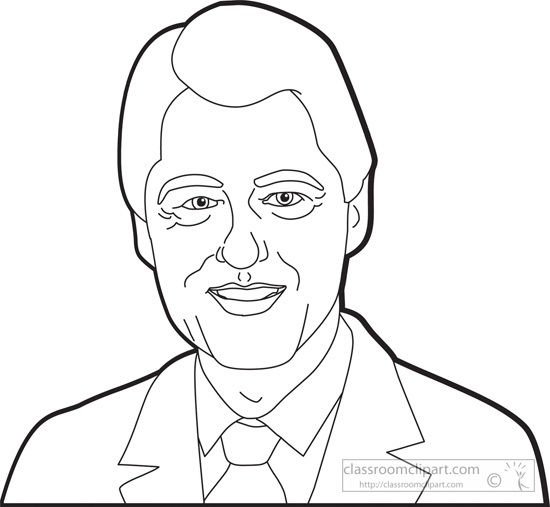 president-bill-clinton-outline-clipart.jpg