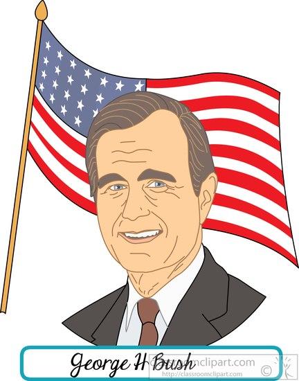 president-george-h-bush-with-flag-clipart.jpg