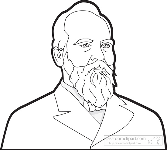 american presidents clipart president james a garfield garfield clipart hump day garfield clipart png