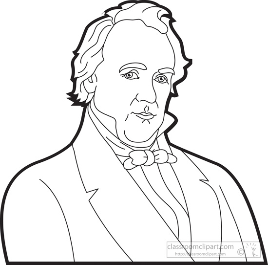 president-james-buchanan-clipart-outline.jpg