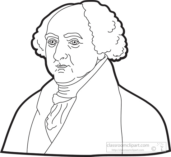 president-john-adams-clipart-outline.jpg