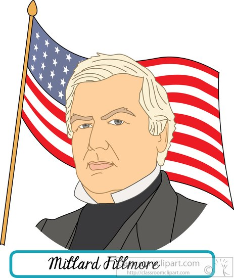 president-millard-fillmore-with-flag-clipart.jpg