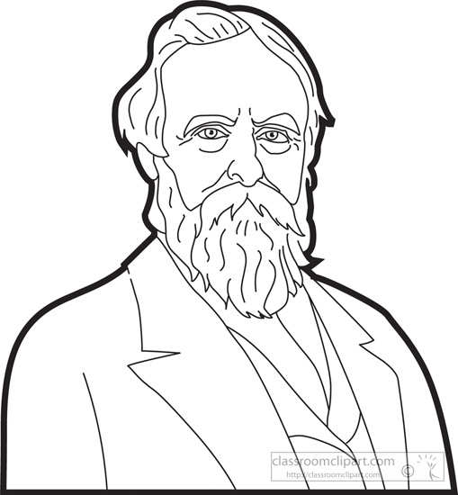 president-rutherford-b-hayes-clipart-outline.jpg
