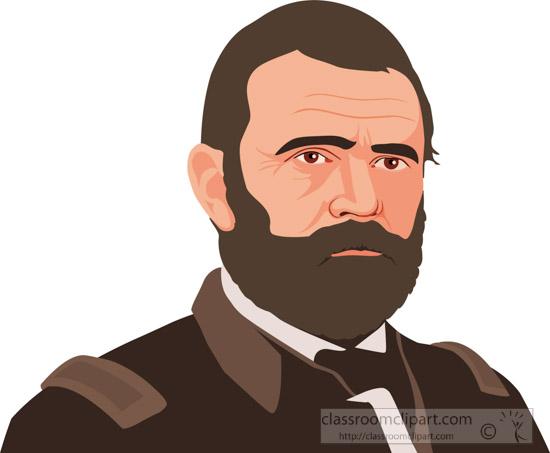 ulysses-simpson-Grant-american-presidents-18-clipart.jpg