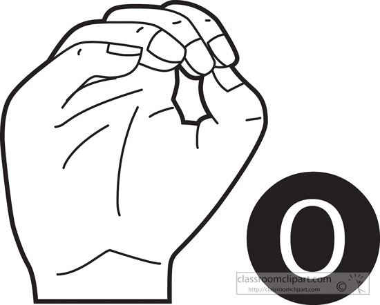 American sign language cover letter