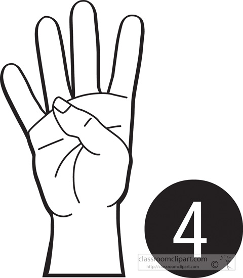 sign-language-number-4-outline.jpg