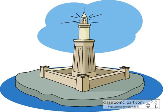 the_lighthouse_of_alexandria_clipart.jpg