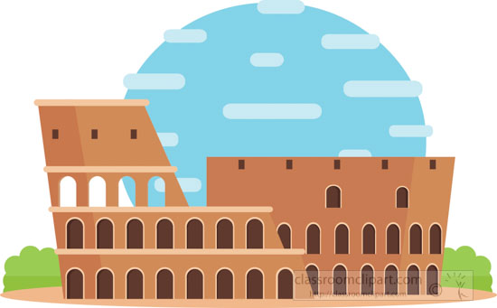 amphitheater-colosseum-italy-clipart.jpg