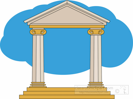 ancient rome clipart ancient rome column architectural clipart 3 rh classroomclipart com free ancient rome clipart ancient roman food clipart