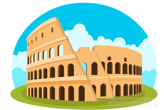 colosseum-in-italy-clipart-image.jpg