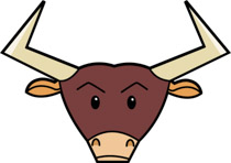 search results for bull clip art pictures graphics illustrations rh classroomclipart com bill clipart bull clip art free