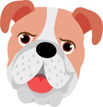 Search Results For Bulldog Clip Art Pictures Graphics