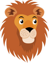 search results for lion clip art pictures graphics illustrations rh classroomclipart com cute lion face clipart cartoon lion face clipart