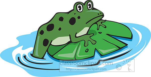 frog-in-water-on-lilly-pad-clipart.jpg