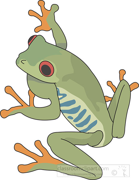 light-green-tree-frog-clipart.jpg