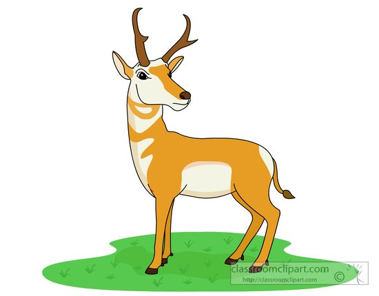 antelope-standing-on-green-grass-clipart-5729.jpg