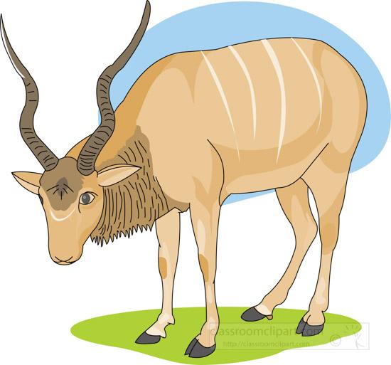 antelope-the-kudo-standing-blue-background-clipart.jpg