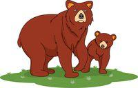free bear clipart clip art pictures graphics illustrations rh classroomclipart com baby bear cub clipart bear cub images clip art