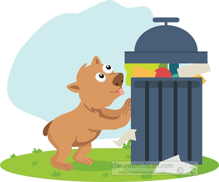 little-bear-looking-for-food-in-trash-can-clipart.jpg