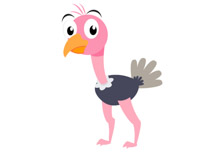 >Search Results for Ostrich - Clip Art - Pictures ...