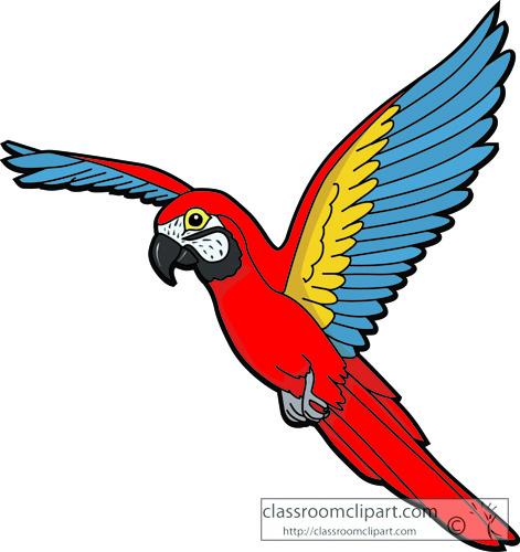 clipart parrot pictures - photo #31