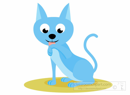 blue-cat-licking-her-paw-clipart-1012.jpg