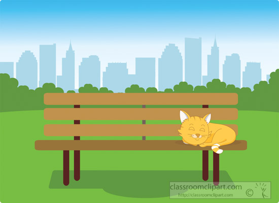 cat-sleeping-on-park-bench-in-the-city-clipart.jpg