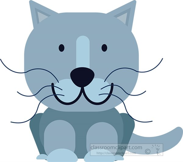 cute-flat-design-gray-cat-with-big-tail-clipart.jpg