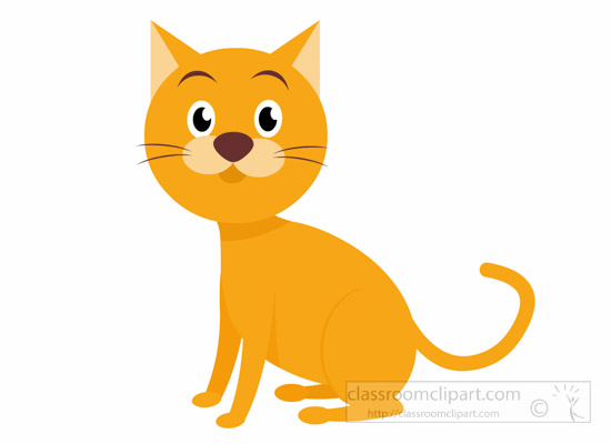 cute-yellow-house-cat-clipart-6926.jpg