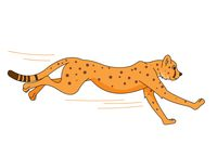 Free Cheetah Clipart - Clip Art Pictures - Graphics - Illustrations