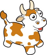 Free Cow Clipart - Clip Art Pictures - Graphics - Illustrations
