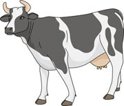 Free Cow Clipart - Clip Art Pictures - Graphics ...